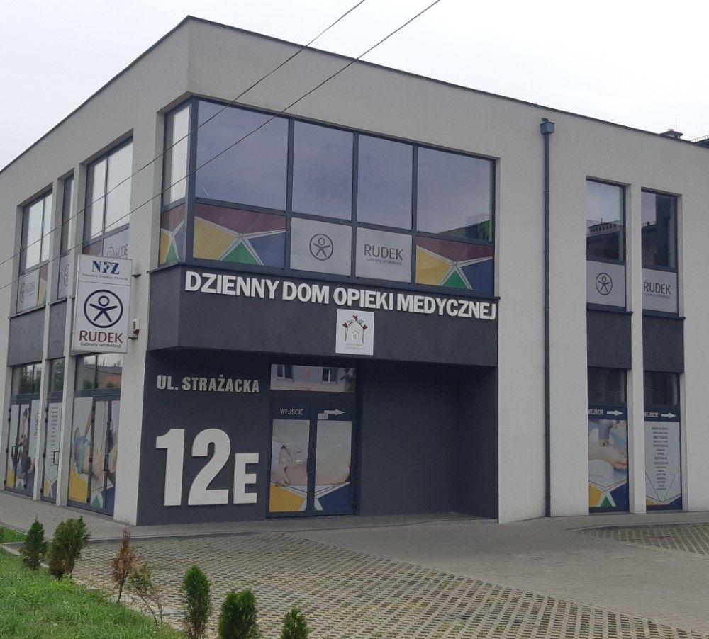 Gabinet Strażacka 12E - budynek