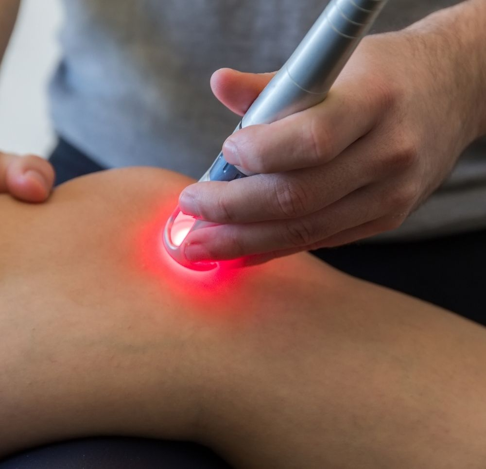 rzeszów laseroterapia przebieg zabiegu