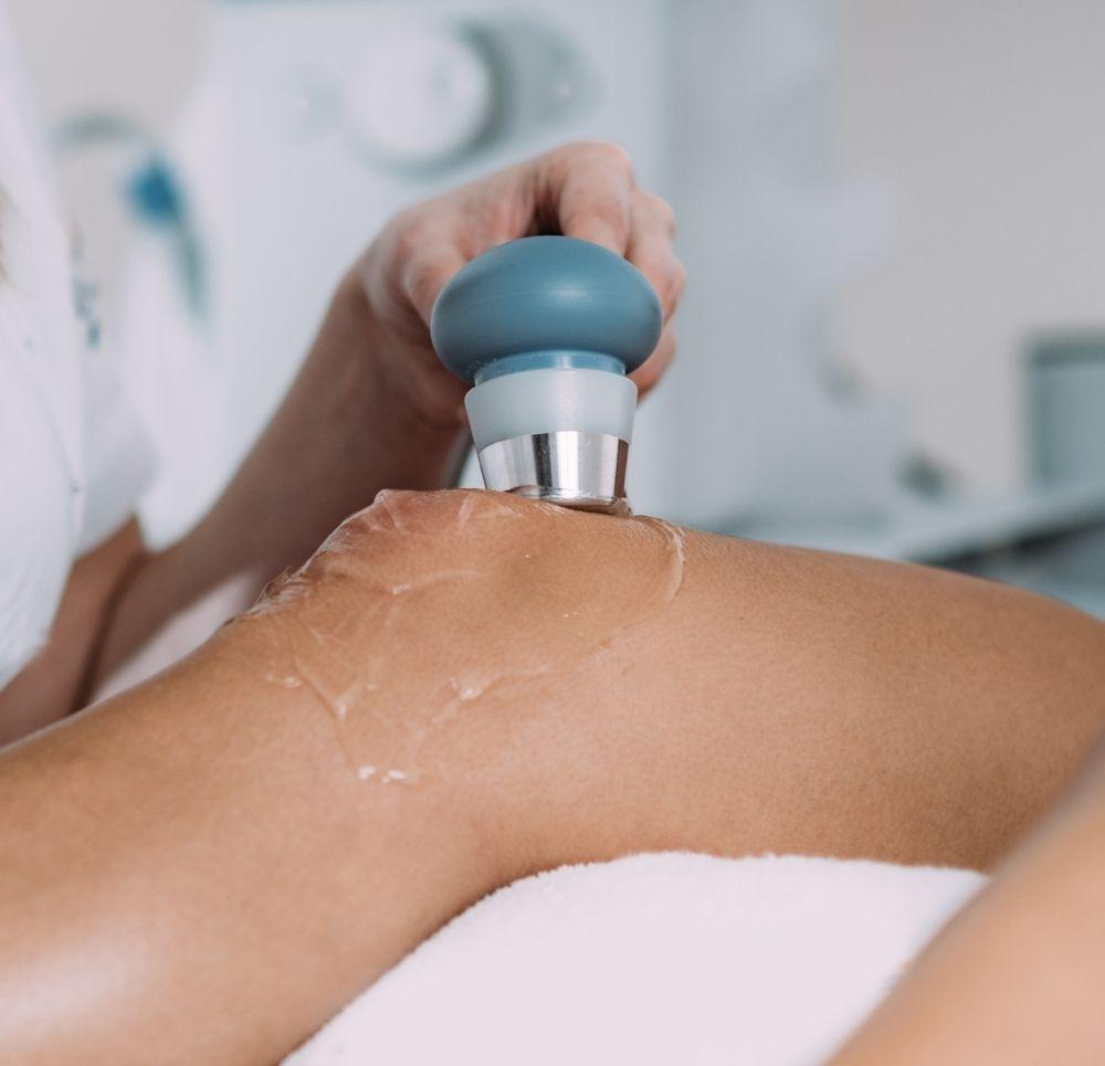 ultradźwięki działanie podczas leczenia
