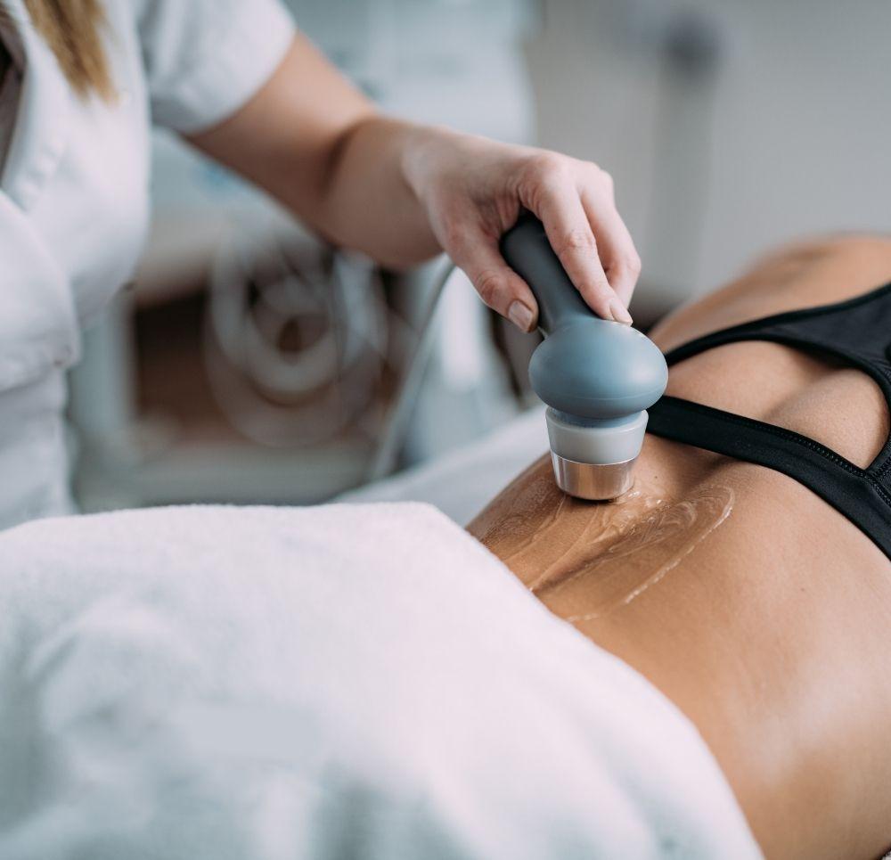 ultradźwięki wykorzystanie w fizjoterapii